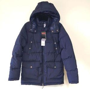 NWT Goodfellow Co Men's Navy Winter Jacket